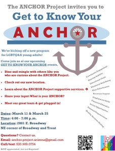 Get to Know Your ANCHOR Flyer pic