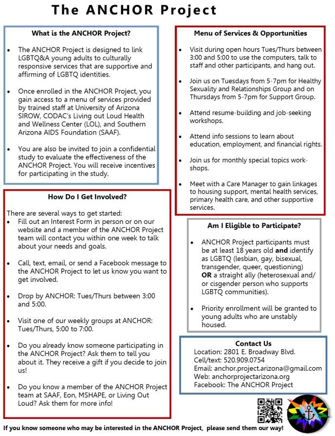 Info Sheet Graphic