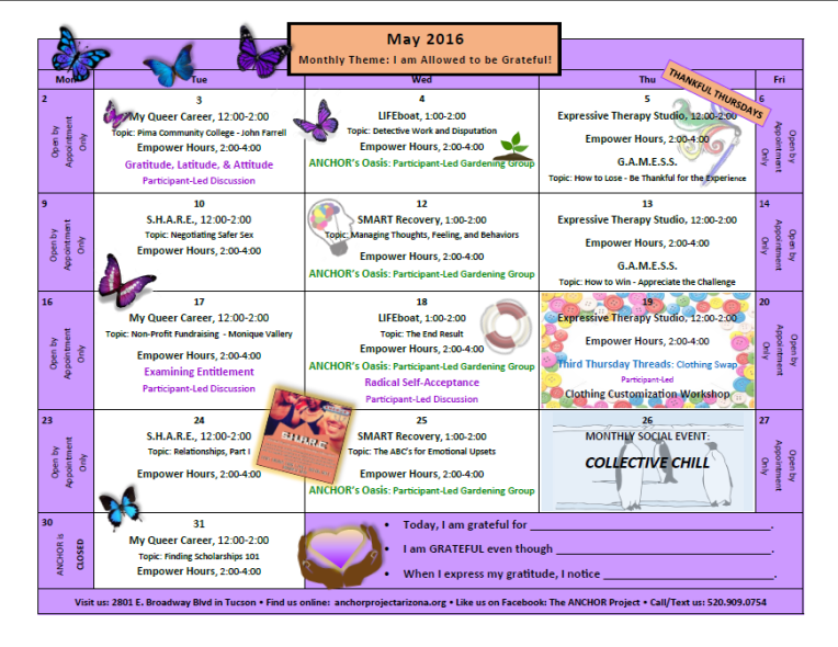 May calendar screenshot