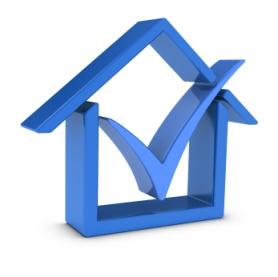 housing check mark