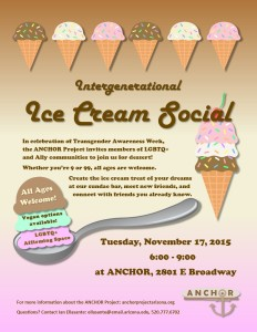 Ice Cream Social 2015