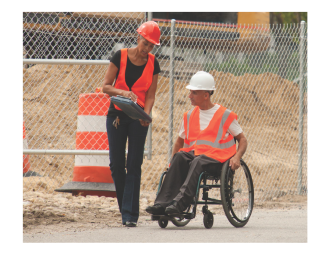 Do you find vocational rehab to be very discriminatory?